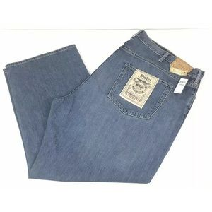 NWT Polo Ralph Lauren Mens Jeans Size 52Bx30